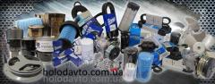 Запчасти Thermo king & Carrier