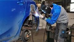 Сварочные работы автомобиля в Донецке
