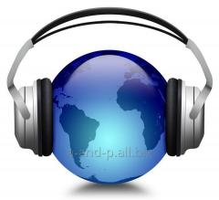 Advertizing on radio stations of Ukraine