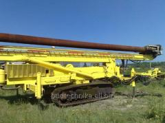 Rent of the Casagrande C 11 S drilling rig