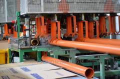 Трудоустройство в Польше Разнорабочие на производство пластиковых труб