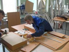 Трудоустройство в Польше Разнорабочие на мебельную фабрику