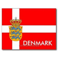 Immigration to Denmark. Receiving VNZh, PMZH