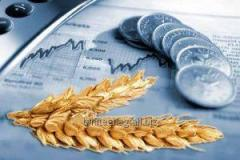 Financing of agriculture