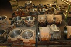Литье по газифицируемым моделям чугунолитейного производства