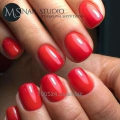 FULL COURSE OF MANICURE