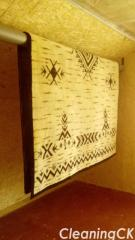 Химчистка шерстяных ковров в Черкассах