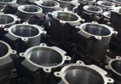 Точное литье стали, механическая обработка деталей
