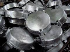 Casting aluminum and zinc under pressure