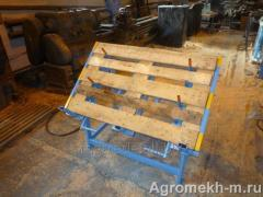 Repair of pallets (pallet).