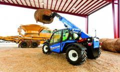 Repair of hydraulic drive truck Hidromatic