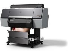Repair of office equipment of Epson
