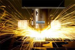 Изготовление металлических изделий на заказ.