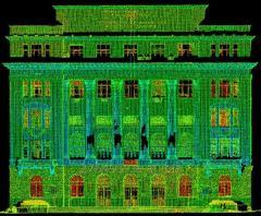 Построение 3D моделей фасадов