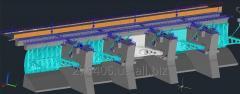 Построение точных 3D моделей зданий и сооружений по данным трёхмерного лазерного сканирования