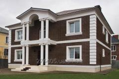 Обмеры элементов декора фасадов и интерьеров