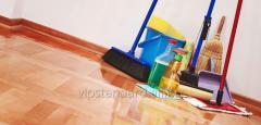 Care of flooring