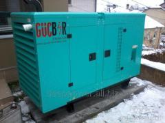 Установка электрогенераторов. Энергосбережение