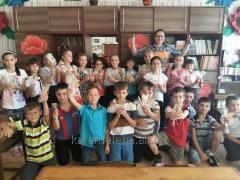 Мастер-класс по изготовлению карамели - для школ