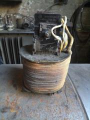 Repair of transformers (rewind)