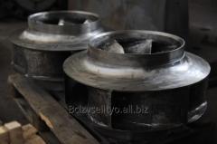 Проектирование изделий и создание чертежей для промышленного и декоративного литья.