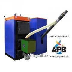 Installation of systems of heating, pelletny