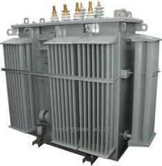 Capital repairs of transformers (from 80 to 1000