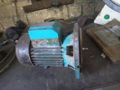 Ремонт электродвигателей насосов