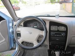 Flokirovaniye of inside of the car