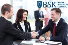 Businessman's practical work: legal