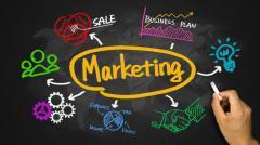"Training ""Marketing tools"