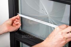 Монтаж и демонтаж стекла