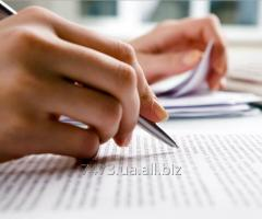 Translation of personal documents
