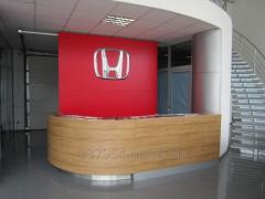 Изготовление мебели для корпоративных офисов