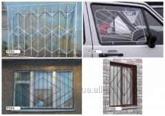 Кованые изделия и металлоконструкции