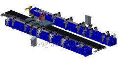 Организация производства ковшовых и роликовых контейнеров