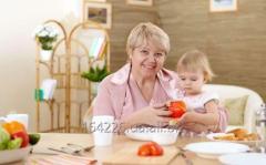 Няня-помощница по хозяйству