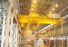 Bridge crane (installation, dismantle, repair of