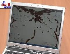 Repair of the laptop in Butch and Irpena