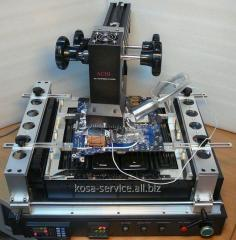 Repair of laptops in Butch / in Irpena / in