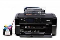 Repair of inkjet printers of Irpen / Butch /