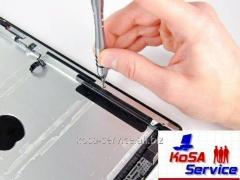 Repair of tablets (tablet personal computers) in