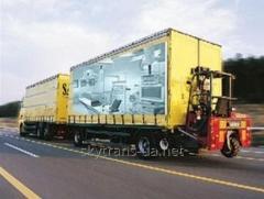 Transportation of medical equipment