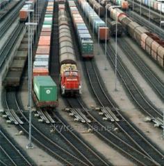 Railroad logistics