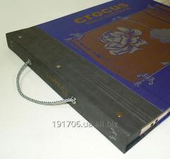 Изготовление папок-сегрегаторов, папок с скоросшивателем-кольцами, для каталогов