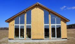 Строительство- SIP (СИП) домов, коттеджей,