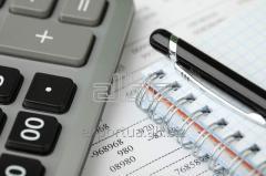 Консультации по вопросам бухгалтерского учета