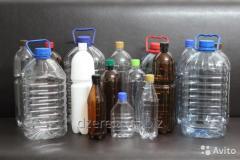 Выдув ПЕТ-бутылки