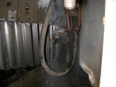 We carry out heat treatment of metals, and also
