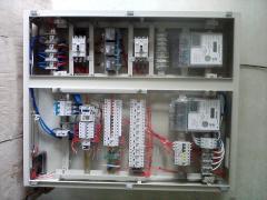 Виготовлння електро-розподільчих пристроїв, щитів керування та автоматизації